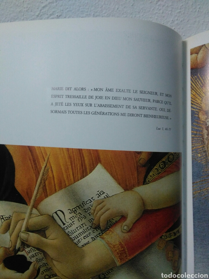 Libros: Interesante libro ,Maria ,visto a través de la pintura de grandes pintores de todas las epocas - Foto 7 - 278824888