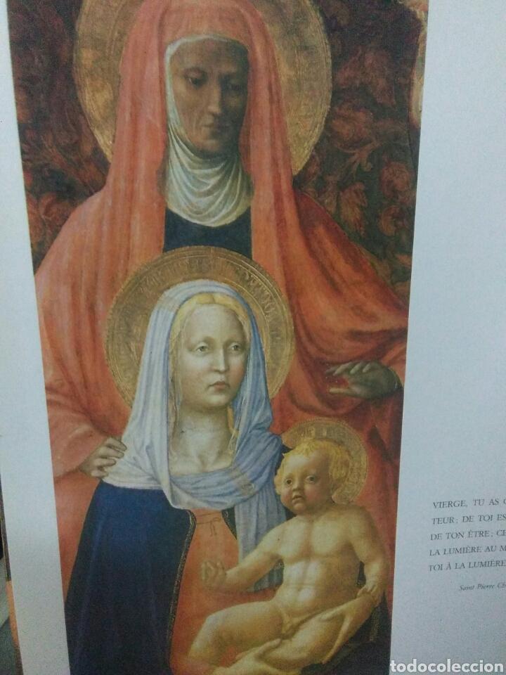 Libros: Interesante libro ,Maria ,visto a través de la pintura de grandes pintores de todas las epocas - Foto 8 - 278824888