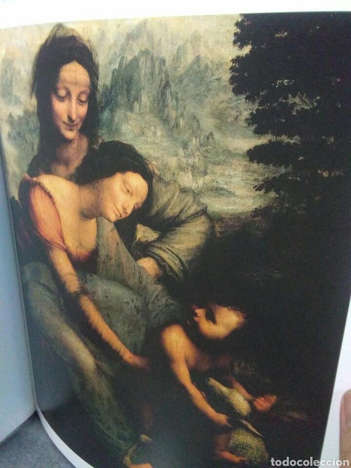 Libros: Interesante libro ,Maria ,visto a través de la pintura de grandes pintores de todas las epocas - Foto 9 - 278824888