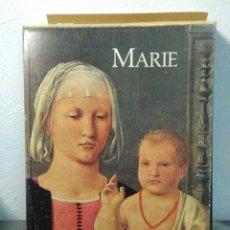 Libros: INTERESANTE LIBRO ,MARIA ,VISTO A TRAVÉS DE LA PINTURA DE GRANDES PINTORES DE TODAS LAS EPOCAS. Lote 278824888