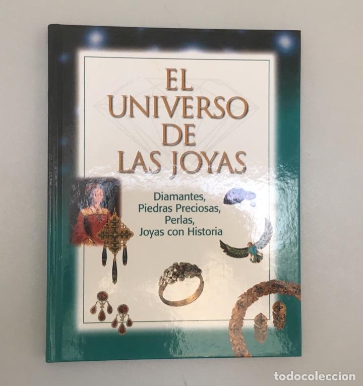 EL UNIVERSO DE LAS JOYAS (Libros Nuevos - Historia - Historia del Arte)