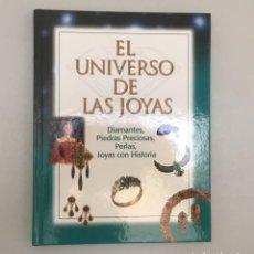 Libros: EL UNIVERSO DE LAS JOYAS. Lote 287990943