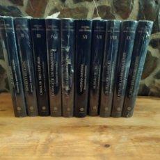 Libros: ENCICLOPEDIA DEL ARTE ESPAÑOL. COMPLETA.. Lote 289361468