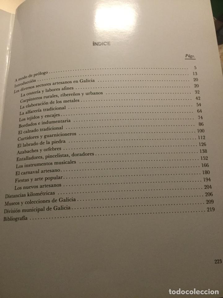 Libros: Galicia artesana editorial Everest José Manuel Gil de Bernabé y López 221 páginas - Foto 2 - 75846029