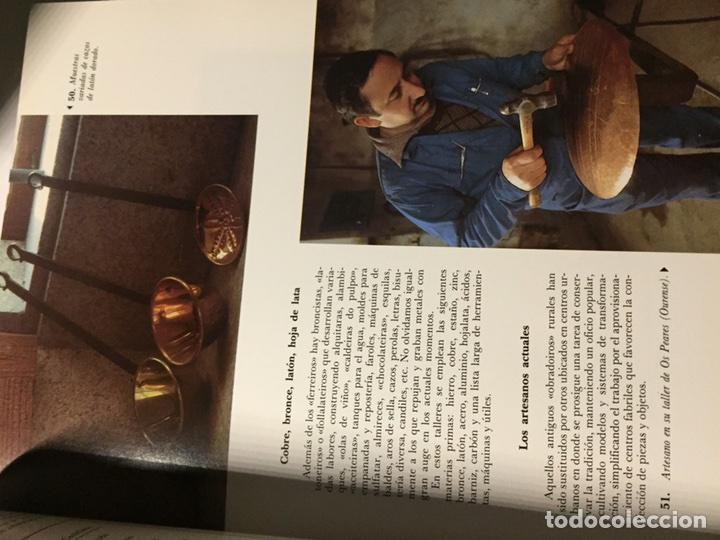 Libros: Galicia artesana editorial Everest José Manuel Gil de Bernabé y López 221 páginas - Foto 3 - 75846029