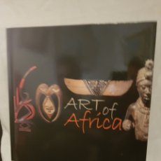 Libros: ART OF AFRICA. Lote 95744020