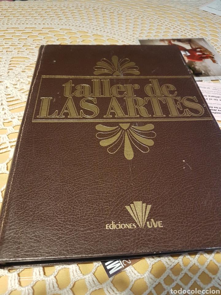 TALLER DE LAS ARTES. EDICIONES UVE 1980. 6 VOLUMENES. (Libros Nuevos - Bellas Artes, ocio y coleccionismo - Artesanía y Manualidades)