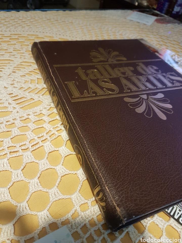 Libros: TALLER DE LAS ARTES. EDICIONES UVE 1980. 6 VOLUMENES. - Foto 2 - 108810528