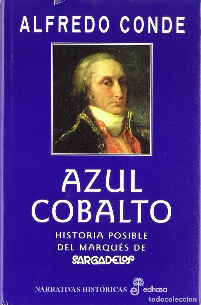 AZUL COBALTO (2001) - ANTONIO RAIMUNDO - INCLUYE CERAMICA CONMEMORATIVA - ISBN; 9788435060448 (Libros Nuevos - Bellas Artes, ocio y coleccionismo - Artesanía y Manualidades)