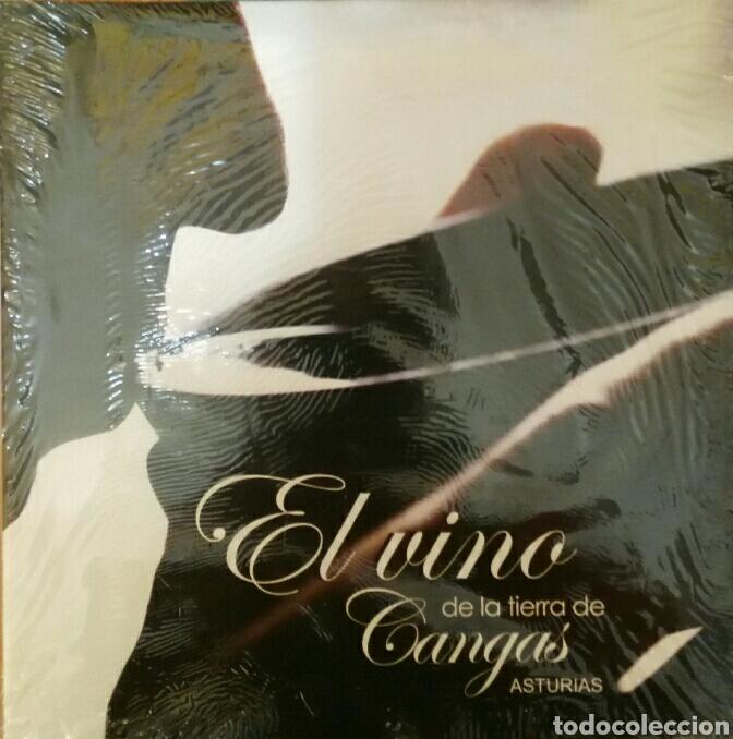 EL VINO DE LA TIERRA DE CANGAS (Libros Nuevos - Bellas Artes, ocio y coleccionismo - Artesanía y Manualidades)