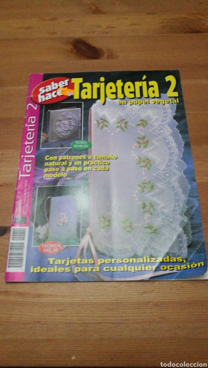 TARJETERIA 2 (Libros Nuevos - Bellas Artes, ocio y coleccionismo - Artesanía y Manualidades)