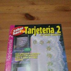 Libros: TARJETERIA 2. Lote 113342154