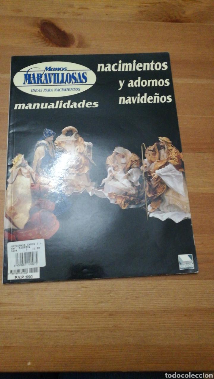 MANOS MARAVILLOSAS (Libros Nuevos - Bellas Artes, ocio y coleccionismo - Artesanía y Manualidades)