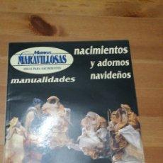 Libros: MANOS MARAVILLOSAS. Lote 113343122