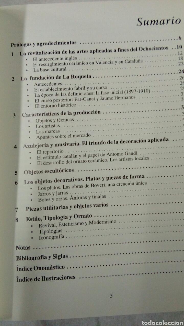 Libros: Cerámica de la Roqueta libro catálogo Mallorca Baleares - Foto 4 - 212123182