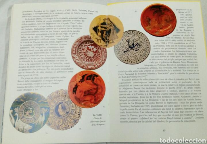 Libros: Cerámica de la Roqueta libro catálogo Mallorca Baleares - Foto 5 - 212123182