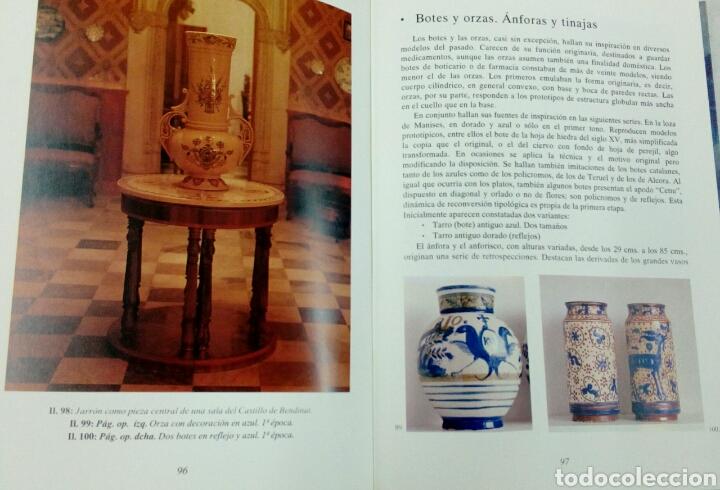 Libros: Cerámica de la Roqueta libro catálogo Mallorca Baleares - Foto 6 - 212123182