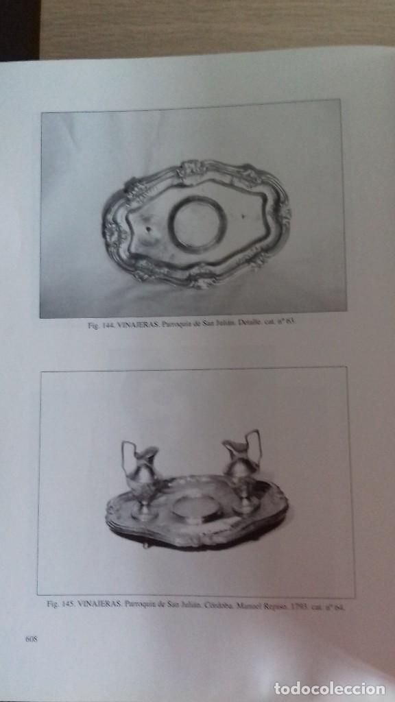 Libros: EL ARTE DE LA PLATERIA EN FERROL - Foto 4 - 128727503