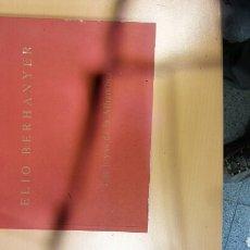 Libros: LIBRO + CD ELIO BERHANYER LAS JOYAS DE LA ALHAMBRA. Lote 130273259