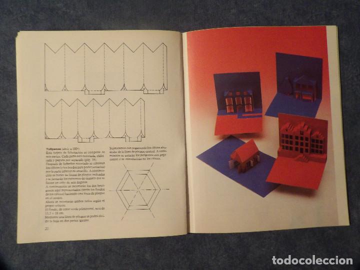 Libros: DESPLEGABLES EN RELIEVE POP-UPS - Foto 2 - 132035730