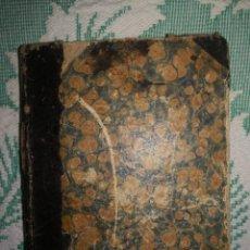 Libros: MANUAL DEL CARPINTERO Y EBANISTA DE MUEBLES Y EDIFICIOS, 1845. Lote 134004294
