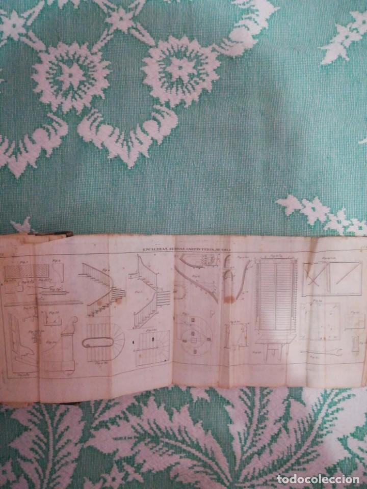 Libros: Manual del carpintero y ebanista de muebles y edificios, 1845 - Foto 7 - 134004294