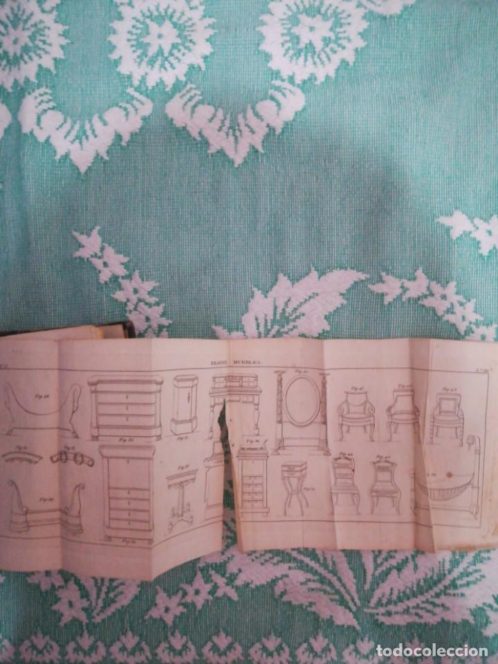 Libros: Manual del carpintero y ebanista de muebles y edificios, 1845 - Foto 12 - 134004294