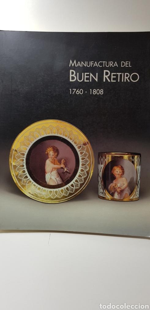 MANUFACTURA DEL BUEN RETIRO (Libros Nuevos - Bellas Artes, ocio y coleccionismo - Artesanía y Manualidades)