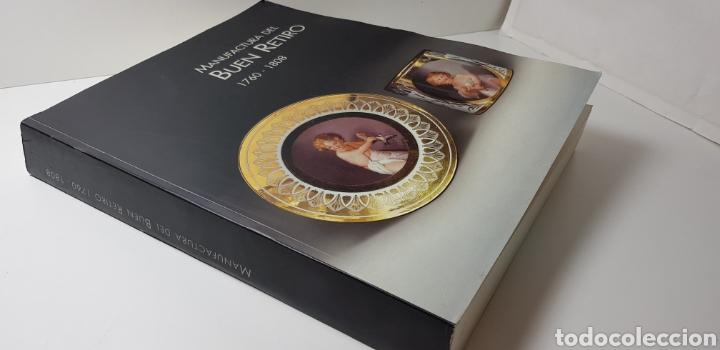 Libros: Manufactura del Buen Retiro - Foto 9 - 141295425