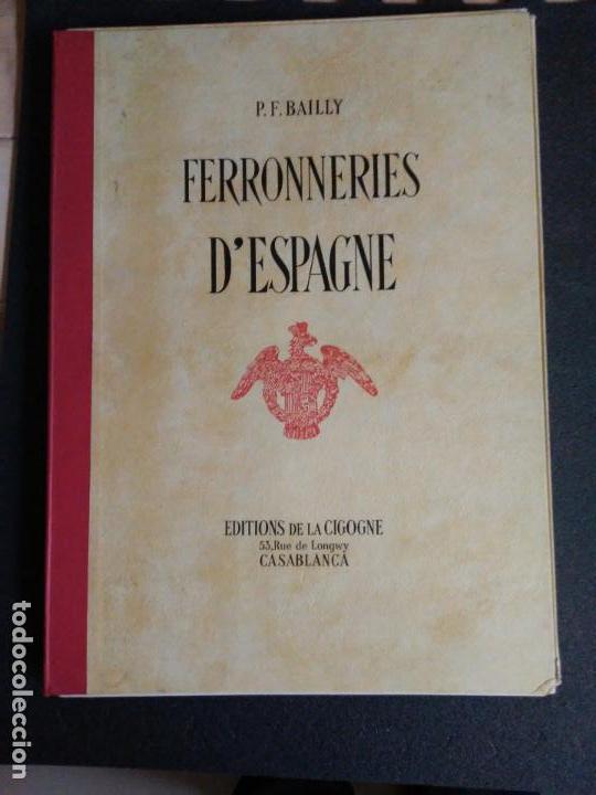 ARTESANÍA DEL HIERRO EN ESPAÑA. 50 PLANCHAS. (Libros Nuevos - Bellas Artes, ocio y coleccionismo - Artesanía y Manualidades)