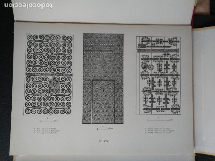 Libros: Artesanía del Hierro en España. 50 planchas. - Foto 7 - 142254246