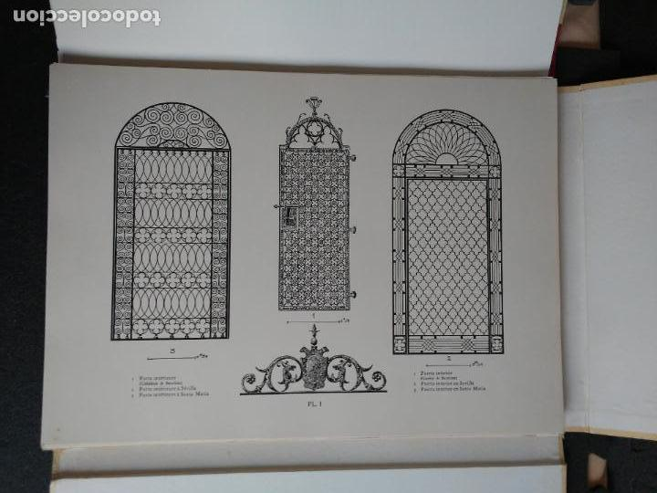 Libros: Artesanía del Hierro en España. 50 planchas. - Foto 8 - 142254246