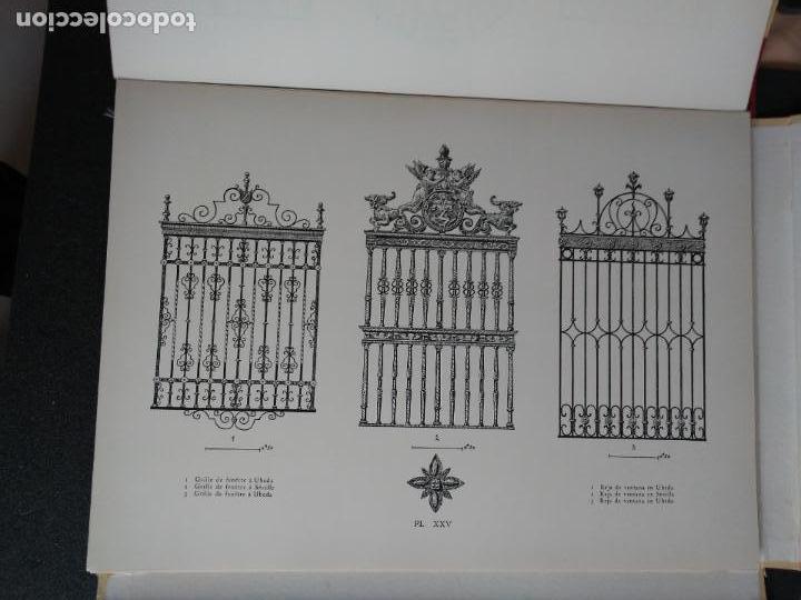 Libros: Artesanía del Hierro en España. 50 planchas. - Foto 12 - 142254246