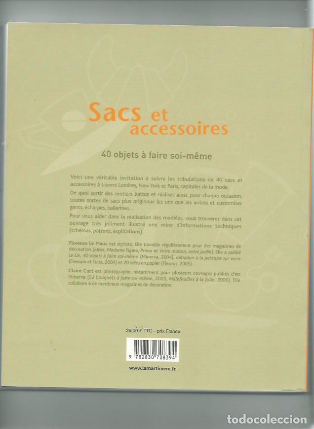 Libros: Sacs et accessoires bolsos - Foto 2 - 142501510