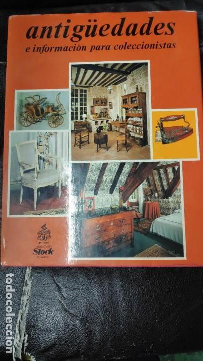ANTIGÜEDADES E INFORMACION PARA COLECCIONISTAS (Libros Nuevos - Bellas Artes, ocio y coleccionismo - Artesanía y Manualidades)