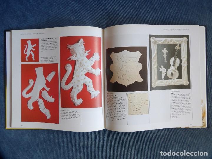 Libros: ORIGAMI Y ARTESANIA DEL PAPEL - Foto 2 - 146867298