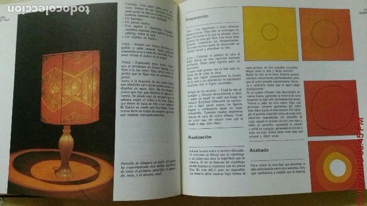 Libros: GUÍA PRÁTICA DEL ARTE MANUAL - EDITORIAL KAIRÓS - AÑO 1972 (ILUST) - Foto 7 - 150215882