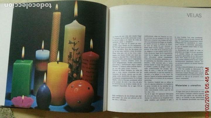 Libros: GUÍA PRÁTICA DEL ARTE MANUAL - EDITORIAL KAIRÓS - AÑO 1972 (ILUST) - Foto 9 - 150215882