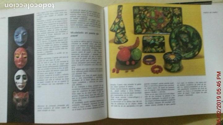 Libros: GUÍA PRÁTICA DEL ARTE MANUAL - EDITORIAL KAIRÓS - AÑO 1972 (ILUST) - Foto 11 - 150215882