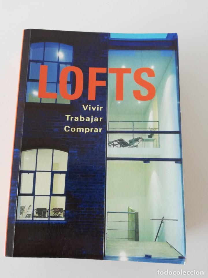 LOFTS (ARQUITECTURA) (Libros Nuevos - Bellas Artes, ocio y coleccionismo - Artesanía y Manualidades)