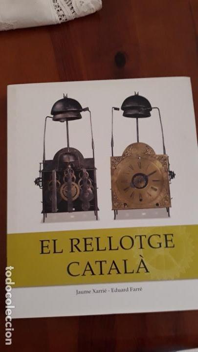 Libros: El Rellotge Català - Foto 4 - 165083458