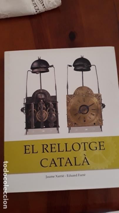 EL RELLOTGE CATALÀ (Libros Nuevos - Bellas Artes, ocio y coleccionismo - Artesanía y Manualidades)