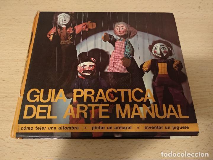 GUIA PRACTICA DEL ARTE MANUAL (Libros Nuevos - Bellas Artes, ocio y coleccionismo - Artesanía y Manualidades)