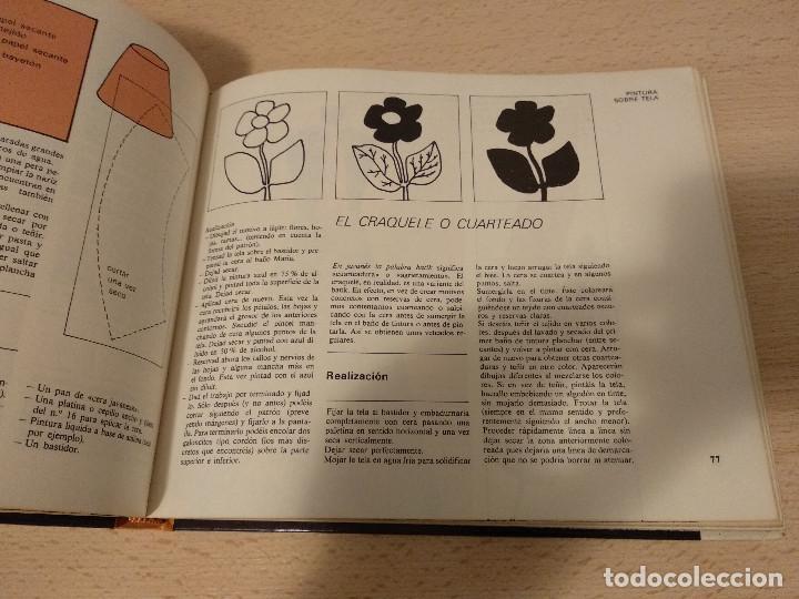 Libros: Guia practica del arte manual - Foto 3 - 167882092