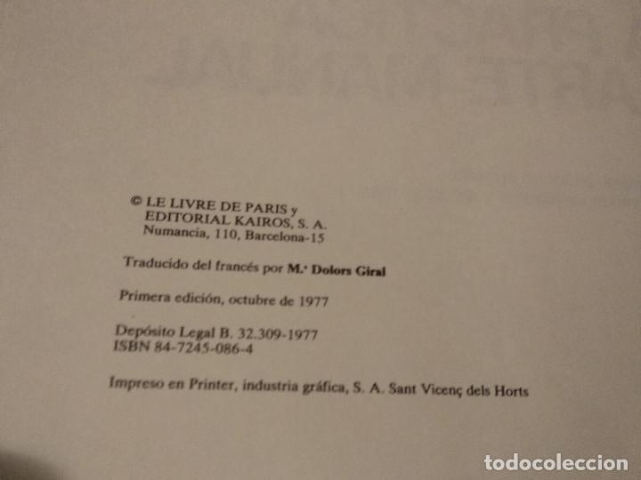 Libros: Guia practica del arte manual - Foto 4 - 167882092
