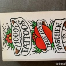 Libros: LIBRO 1000 TATTOOS TATOOS TATUS. Lote 169684008
