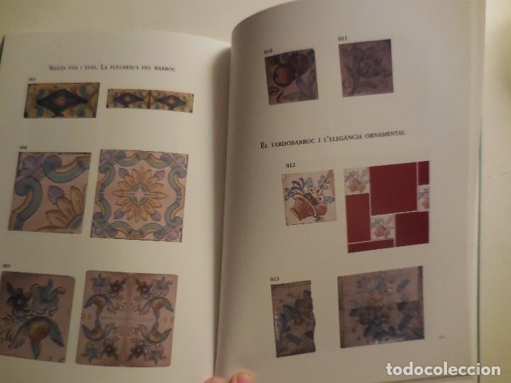 Libros: LIBRO. AZULEJOS DE LA FÁBRICA DEL PILAR DE LA FONT DEN CARRÓS (VALENCIA). SIGLOS XIX-XX - Foto 2 - 180262462