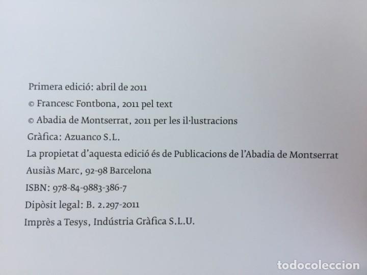 Libros: Els vitralls del Cambril de Montserra, repaso histórico he ilustrado de los vitralls del camarín - Foto 3 - 175799339