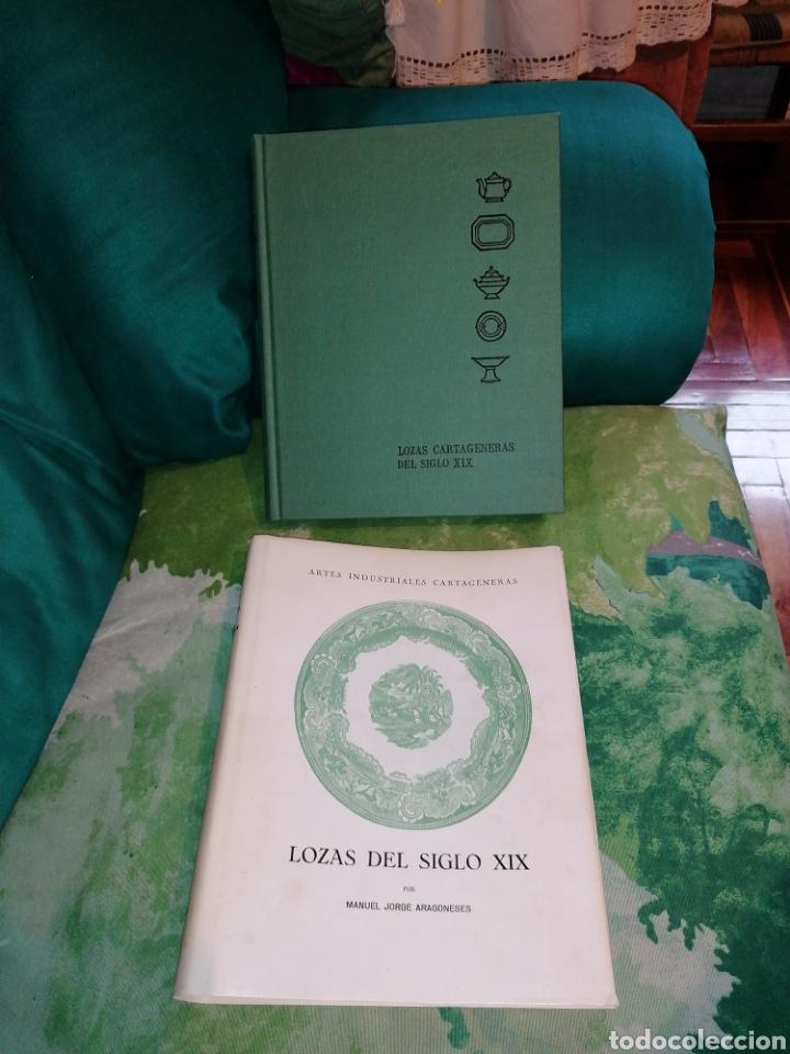 Libros: LOZAS CARTAGENERAS DEL SIGLO XIX. - Foto 7 - 176990720