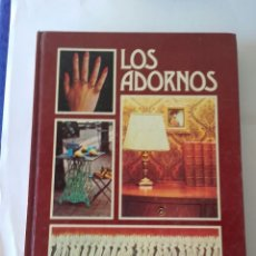 Libros: LOS ADORNOS. JAIME LIBROS, 1977. Lote 182236730
